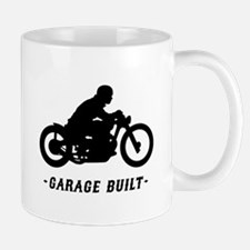 Garage Built Motorcycle (male) Mug