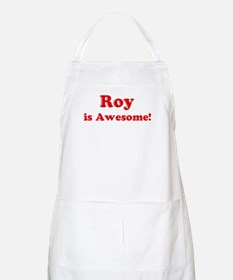 Roy is Awesome BBQ Apron