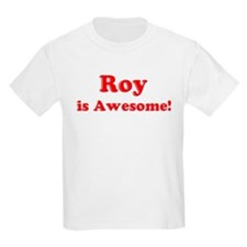 Roy is Awesome Kids T-Shirt