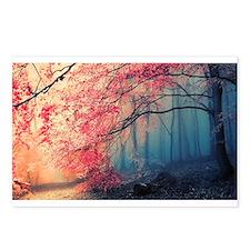 fantasy spring Postcards (Package of 8)