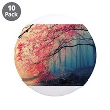"""fantasy spring 3.5"""" Button (10 pack)"""