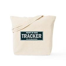 Alabama Tracker Tote Bag