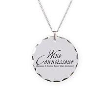 wine connoisseur Necklace