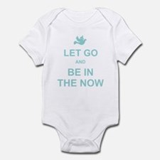 Let go spiritual quote Body Suit