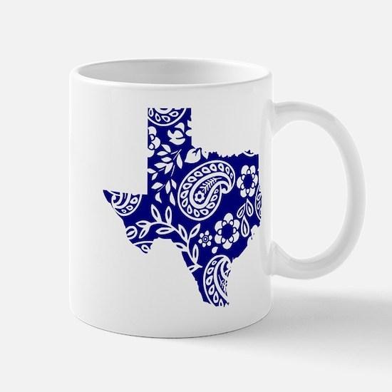 Paisley Mug