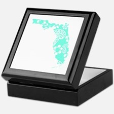 Paisley Keepsake Box
