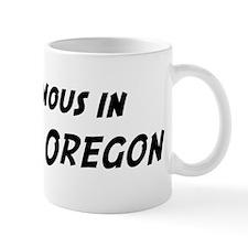 Famous in Oswego Mug
