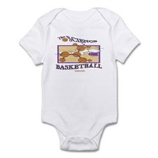 The Science Of Basketball Infant Bodysuit