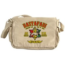 Rastafari Messenger Bag