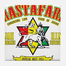 Rastafari Tile Coaster