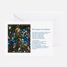 St Francis Greeting Cards (Pk of 20)