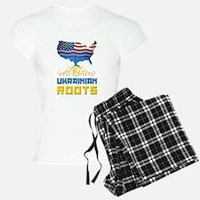 American Ukrainian Roots Pajamas