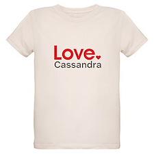 Love Cassandra T-Shirt