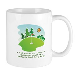 The Golf Course Mug