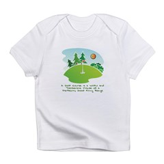 The Golf Course Infant T-Shirt