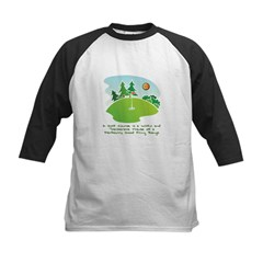 The Golf Course Baseball Jersey