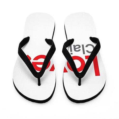 Love Claire Flip Flops