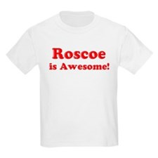 Roscoe is Awesome Kids T-Shirt