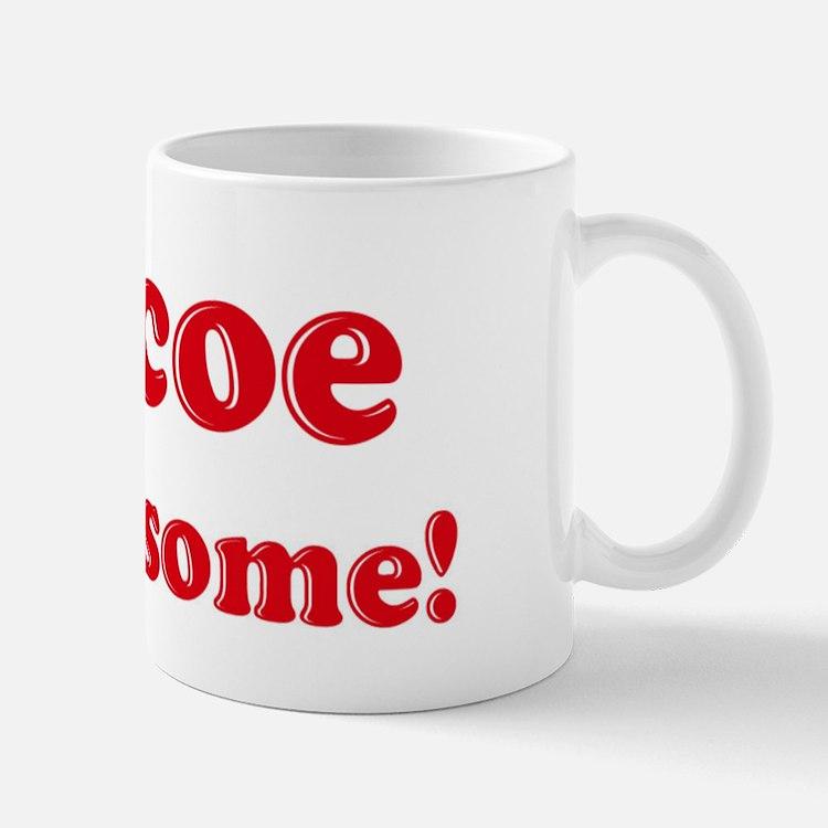 Roscoe is Awesome Mug