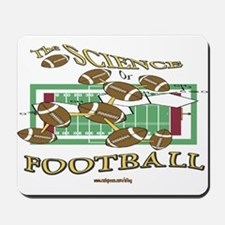 Science Of Football Mousepad