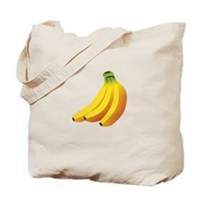 Banana Bunch Tote Bag