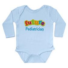 Future Pediatrician Long Sleeve Infant Bodysuit
