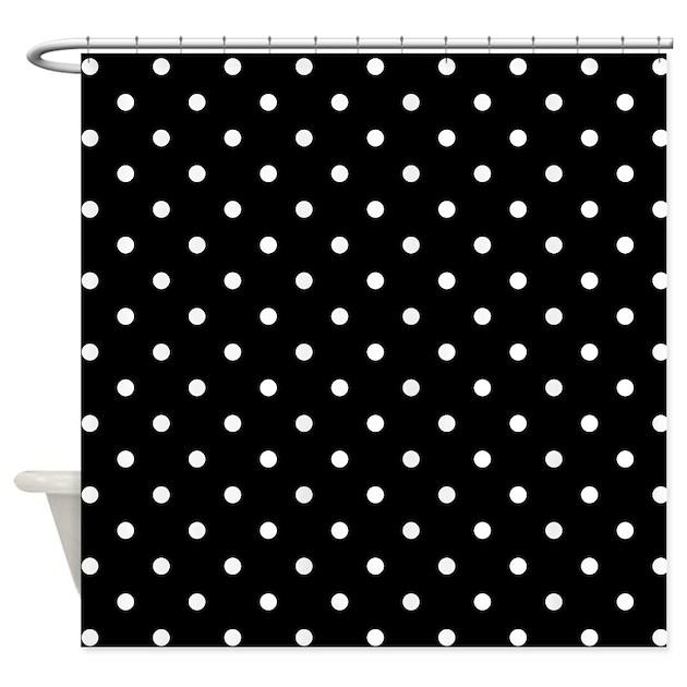 Black And White Polka Dot Kitchen Accessories