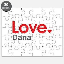 Love Dana Puzzle