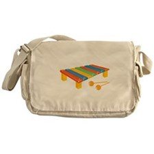 Xylophone Messenger Bag