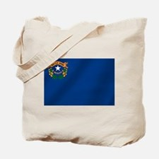 Nevada State Flag Tote Bag
