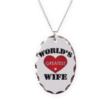 World's Greatest Wife Necklace