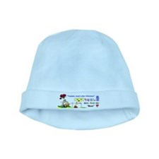 April Fools Day Mom baby hat