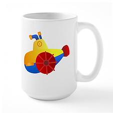 Submarine Toy Mug