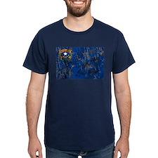 Nevada Vintage Flag T-Shirt