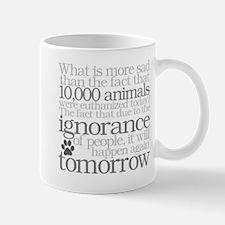 Save The Animals Mug