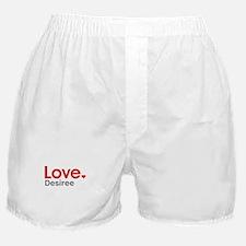 Love Desiree Boxer Shorts