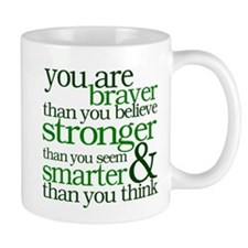 You are stronger than you seem Mug