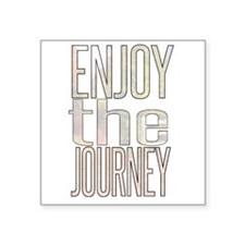 Enjoy The Journey Sticker