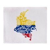 Colombian Fleece Blankets