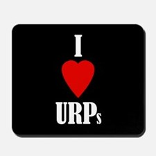 I love URPs Mousepad