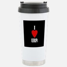 I love URPs Stainless Steel Travel Mug