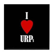 I love URPs Tile Coaster