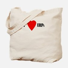 I love URPs Tote Bag
