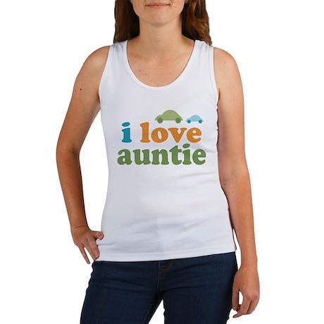 I Love Auntie Women's Tank Top