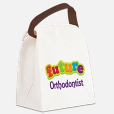 Future Orthodontist Canvas Lunch Bag