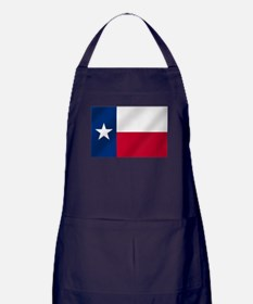 Texas State Flag Apron (dark)