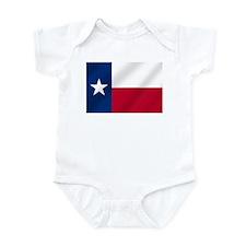Texas State Flag Infant Bodysuit