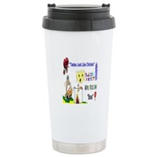 April Fools Day Boss Travel Mug