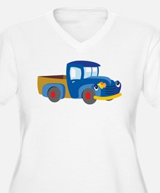 Toy Pickup Truck Plus Size T-Shirt