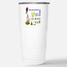 April Fools Day Friend Travel Mug